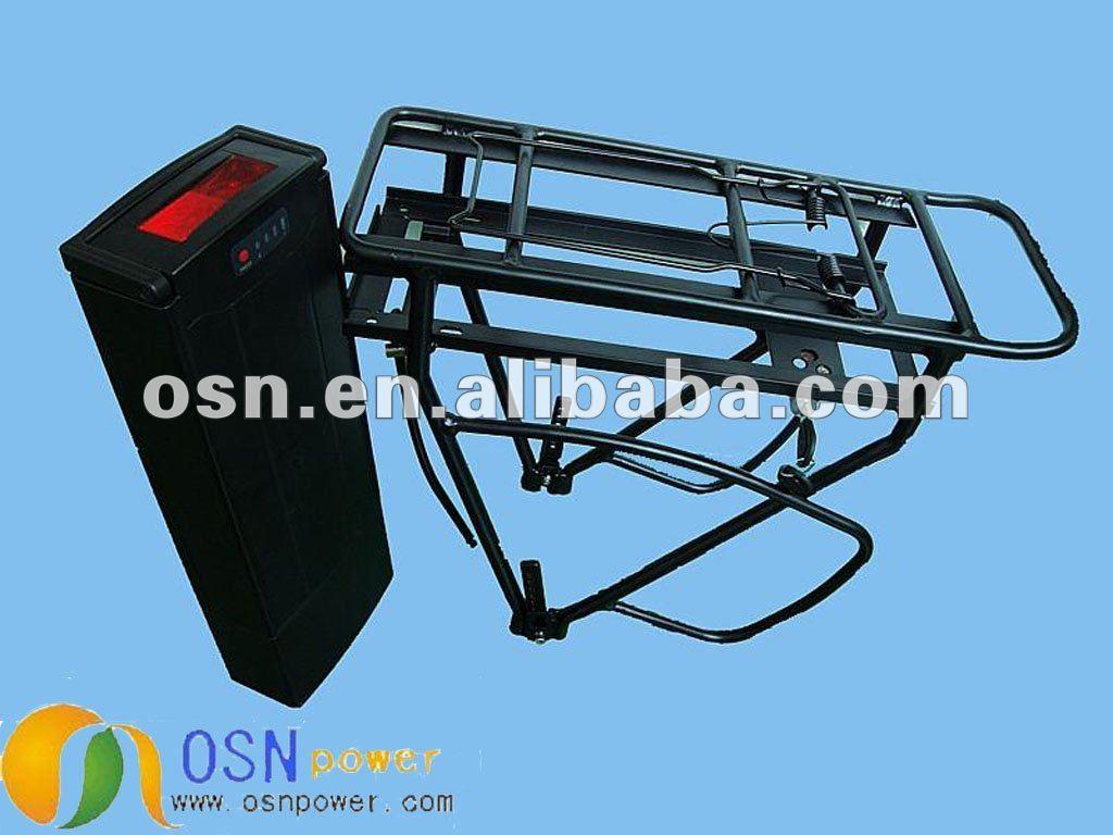 batterie 24v 10ah lifepo4 e bike mit tr ger akku produkt. Black Bedroom Furniture Sets. Home Design Ideas