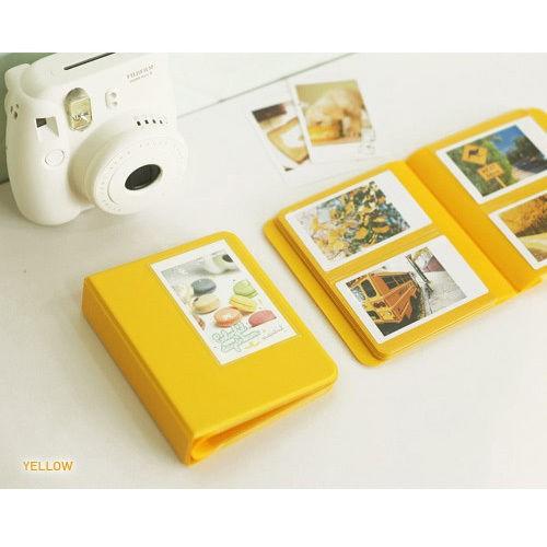polaroid photo album pour fujifilm instax mini film taille avec d coration d coration. Black Bedroom Furniture Sets. Home Design Ideas