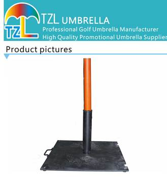 Hot Sale Cast Iron Patio Umbrella Stand Beach Umbrella Stand Buy