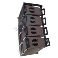 Active sound Speaker Portable Live Sound System for outdoor event
