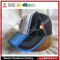 High Quanlity mesh fabric basketball cap