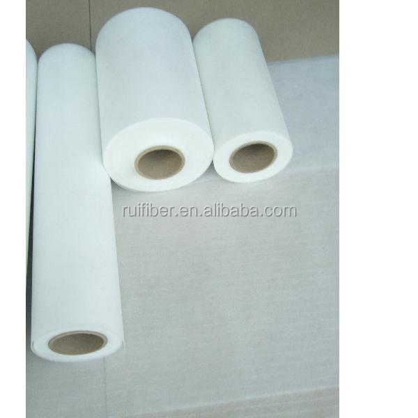 Smooth Surface Fiberglass Tissue for Battery Separator