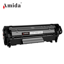 Amida Kompatibel Printer Cartridge Q2612A Q2612 <span class=keywords><strong>Toner</strong></span> <span class=keywords><strong>12A</strong></span> untuk <span class=keywords><strong>HP</strong></span> 1010/1015/1012/3015