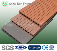 hollow composite bamboo flooring decking board / german technology laminate flooring