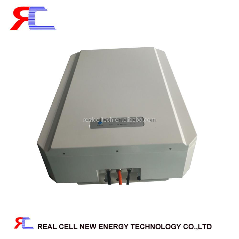Low self discharge Customized 48V 100Ah Lithium battery for home PV generation and storage system