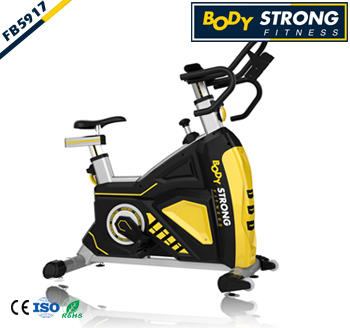 2017 New Design Spin Exercise Cycle Bikes FB-5917 China Body Strong