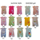 Baby Clothing Short Sleeve Summer Style Baby Clothes Romper Baby Wear
