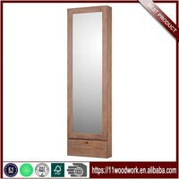 First-Class Antique Mirrored Wall Mirror Jewelry Cabinet