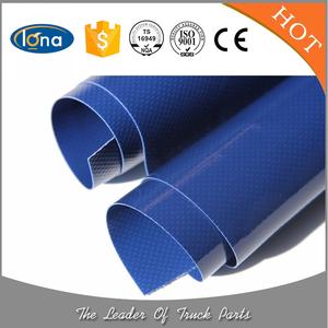 350-1250gsm fire retardant polyester pvc vinyl coated tarpaulin fabric rolls