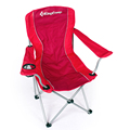 Portable Folding Outdoor Chair Camping Seat Picnic Beach Lawn Barbecue