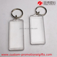 acrylic key chain,promotional blank acrylic key chains/photo keychain,acrylic blank keychain manufacturers in china