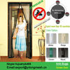 Prevent Mosquito Hanging Mesh Door Curtain