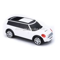 Bluetooth wireless mini car speakers