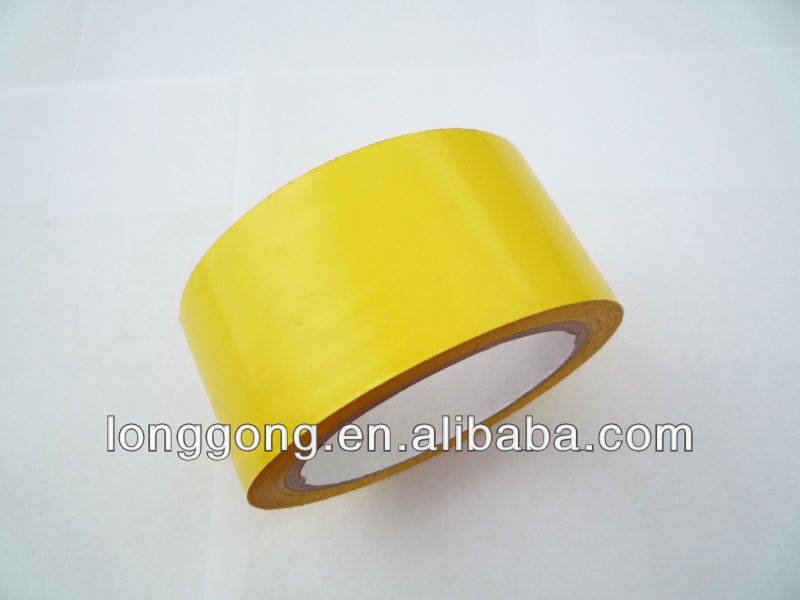 PVC wrapping tape used for pipe corrosion protection