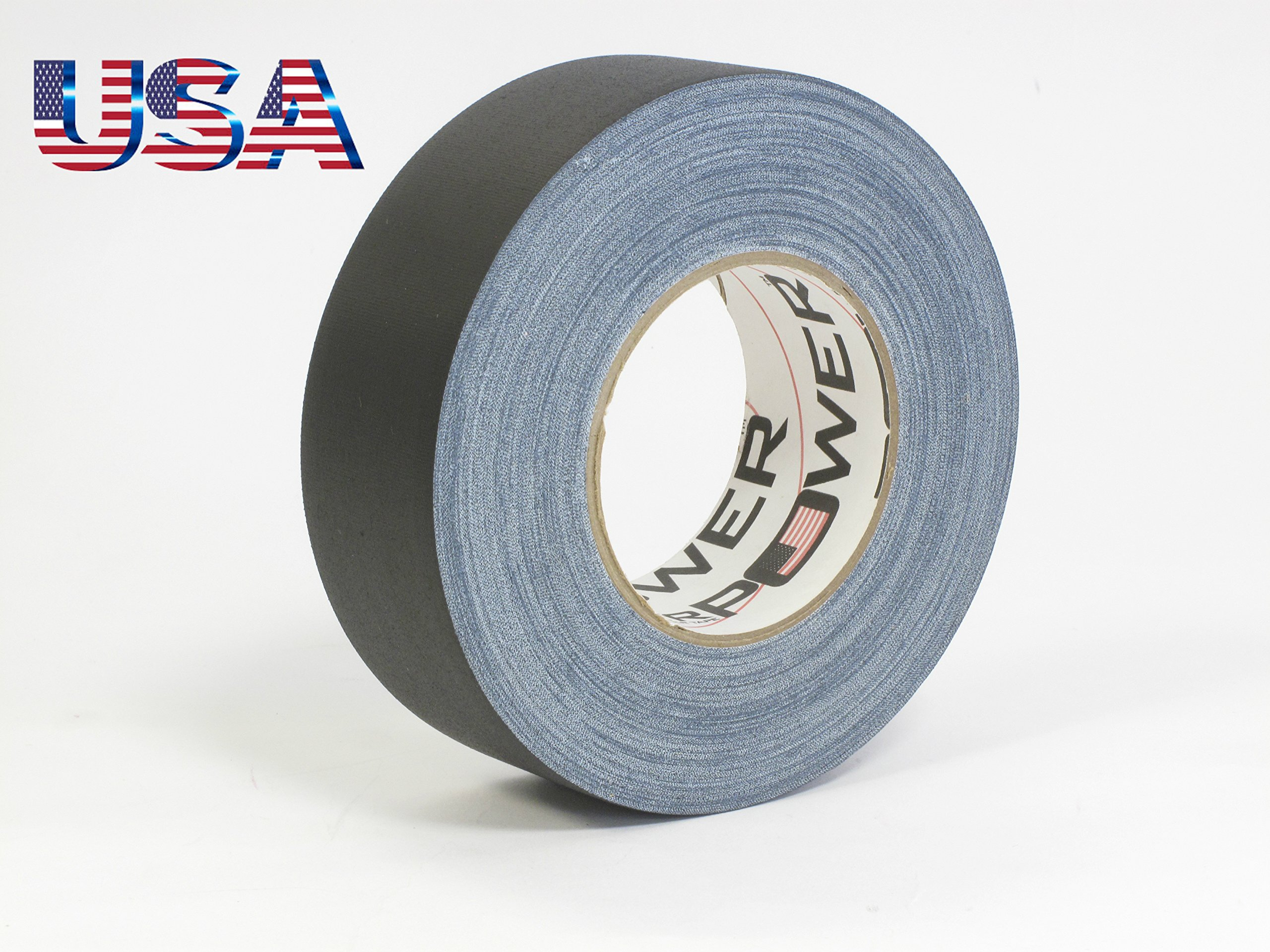 3805223866 Get Quotations · REAL Premium Grade Gaffer Tape Plus by Gaffer Power Made  in the USA - Black 2