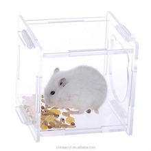 Taobao Products Clear Acrylic Detachable Rabbit Cage