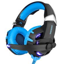 Gaming Kopfhörer 7,1 Virtuelle Surround Sound Gaming Headset mit MIC