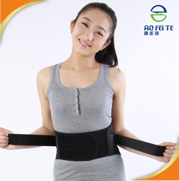 Full Import Superior Quality OK Fabric Lower Back Support Lumbar Brace Belt