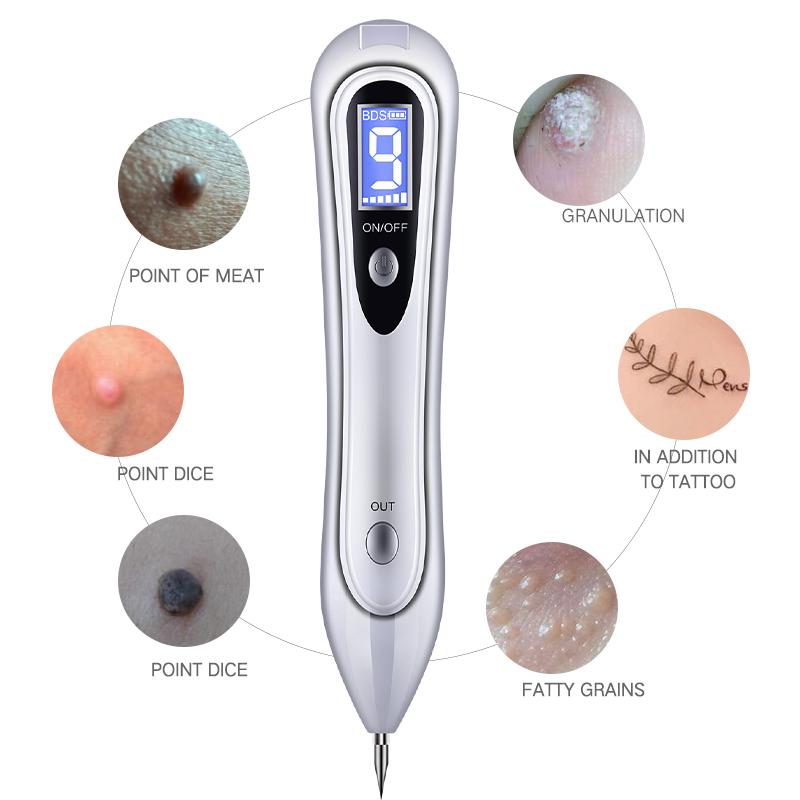 Plasma Pen Beauty Laser Spot Pen/Freckle Pen/Mole Remover