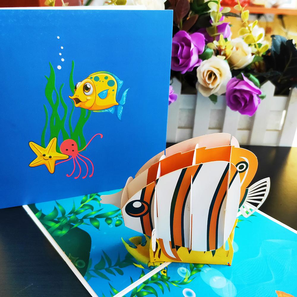 открытки с рыбами должно быть