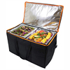 Heated Food Delivery Bag Thick Catering Insulated Cooler Bag Warmer
