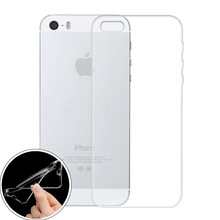 2cb7881ccf6 Iphone 5s Clear Silicone Case