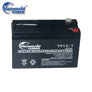 12V 7AH AGM Egypt chargeable EPS Battery with high performance