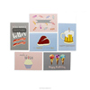Custom Printing retail high quality greeting cards sets