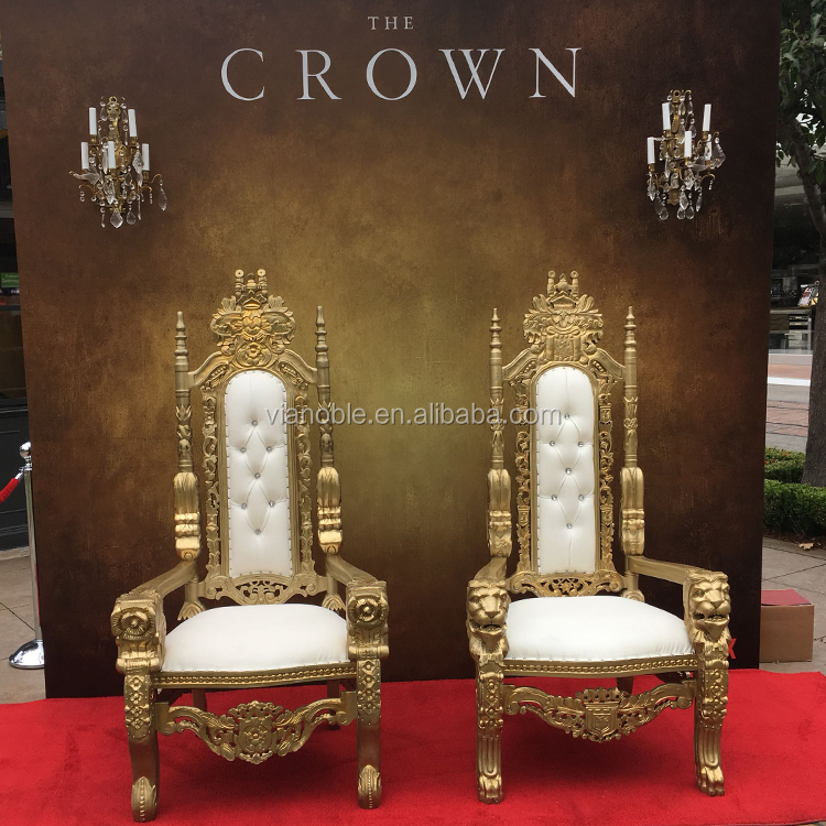 Antique King Throne Chair Suppliers And Manufacturers At Alibaba
