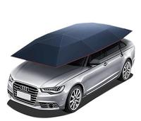 Hot selling authentic factory supply oxford fabric 4*2.1m car tent remote control umbrella automatic