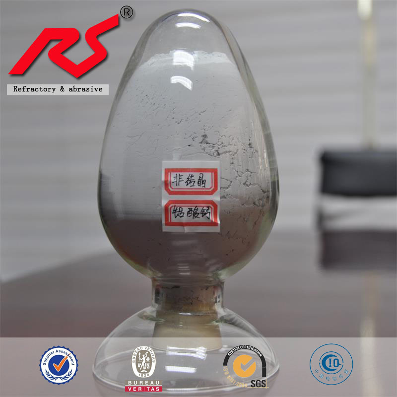 Amorphous C12A7 Cement additive Amorphous over 95% Amorphous calcium aluminate