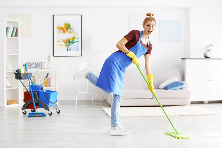 Non-woven Disposable Sweep Mop Sheets Floor Mop Cleaner Cloth Refill
