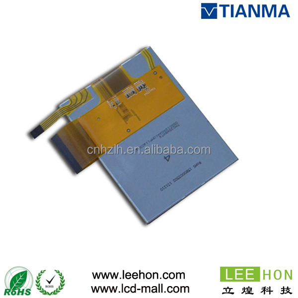 Tianma TM035HBHT6 3.5 inch tft lcd touch screen module for industrial pda