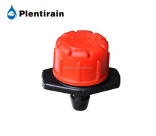 Red drip irrigation dripper emitter for agriculture drip irrigation