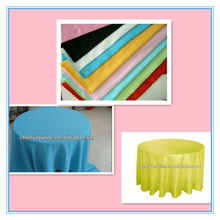 High quality 100% Polyester minimatt fabric name for curtains