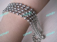 Fashion Metal Beaded Chain for Belt