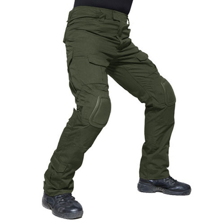 Pantalon Cargo militaire tactique militaire de l'armée américaine, Camouflage pour hommes, pantalon de Combat avec genouillères