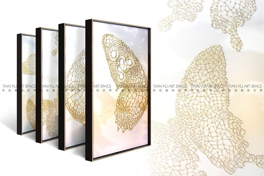 Handmade design house painting furniture decoration rice for Furniture decoration paper