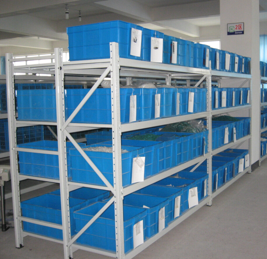 Warehouse Storage Fifo Rack With Wire Steel And Stainless Steel ...