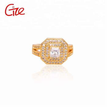 engagement wedding ring simple shape latest gold finger designs fashion finger bridal ring jewelry