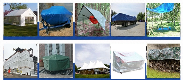 polyethylene sheets 100% virgin pe tarpaulin tarp truck cover