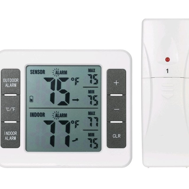 China Indoor Outdoor Wireless Thermometer Wholesale 🇨🇳 - Alibaba