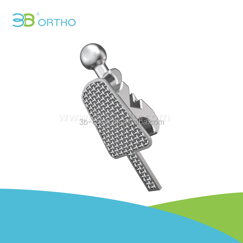3B's new simplified orthodontic lingual bracket