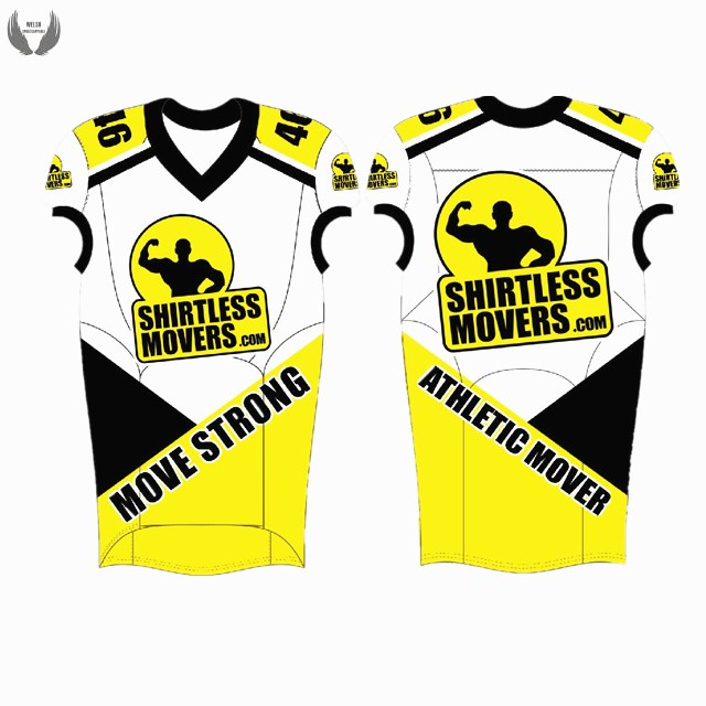 Custom Design Sublimation Dry Fit Mesh Kids American Football Jersey