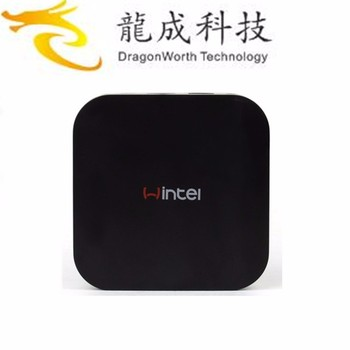 hot W8 32GB Version Mini PC & TV BOX Quad-Core Intel Window 8.1 OS 2GB RAM Portable PC mini computer wintel W8 32GB