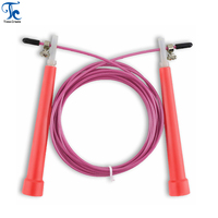 Body Fitness Gym Equipment speed steel wire skipping jump rope