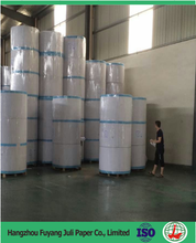 C1S/C2S coated glossy art paper in roll china paper mill