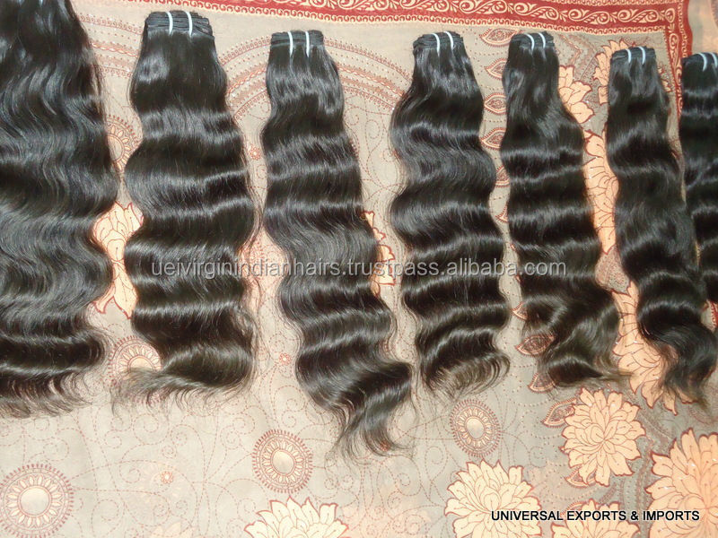 Indian remy hair, Promotion hair !!! ALIBABA 7a grade 100% natural raw indian hair, unprocessed virgin indian remy hair