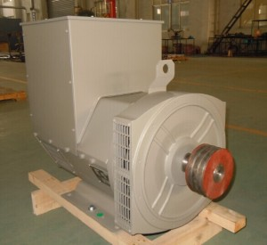 50kw Synchronous Brushless AC alternator/ Generator head 1500Rpm 220V