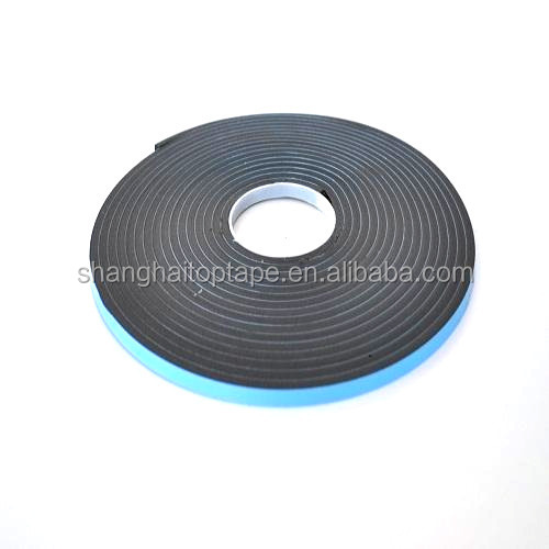 Widely Used Free <strong>Sample</strong> 6.4mm*25mm*10m PVC Glazing Tape Toptape Vehicle